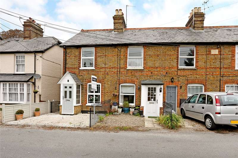 2 Bedrooms Terraced House for sale in Springdale Cottages, Hedsor Road, Bourne End, Buckinghamshire, SL8