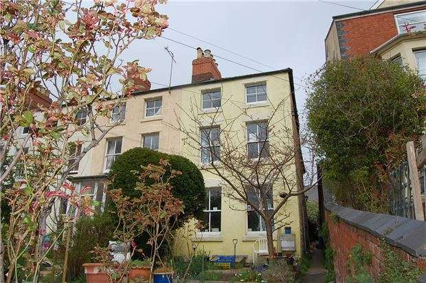 3 Bedrooms End Of Terrace House for sale in Oxford Terrace, Uplands, Stroud, Gloucestershire, GL5 1TW