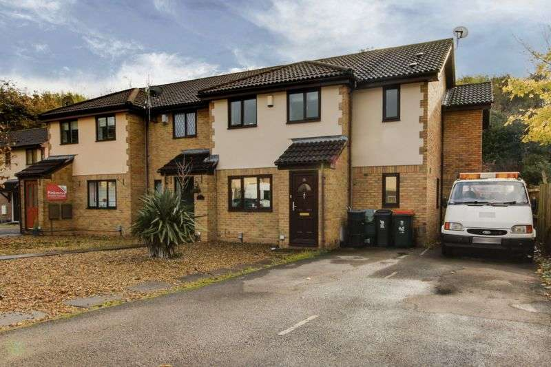 4 Bedrooms Terraced House for sale in Myrtle Drive, Newport