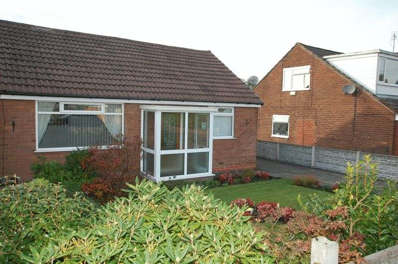 2 Bedrooms Semi Detached Bungalow for sale in Catterick Drive, Bolton