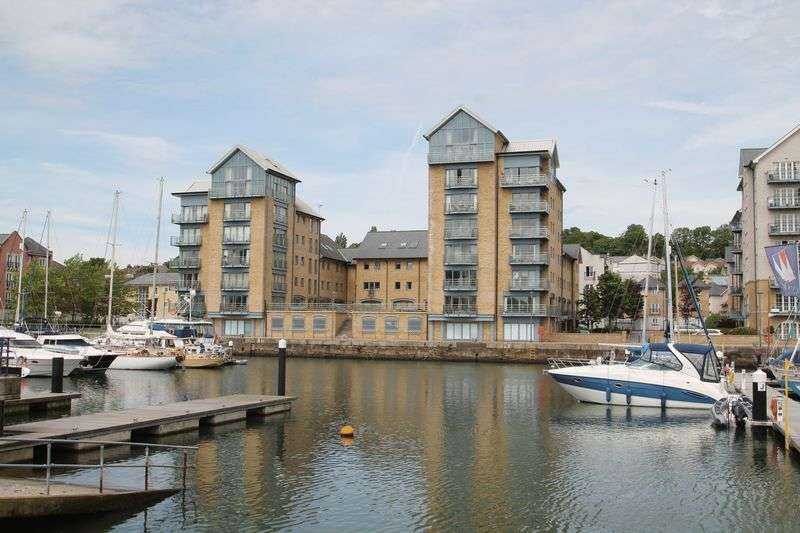 2 Bedrooms Flat for sale in Estuary House, Portishead