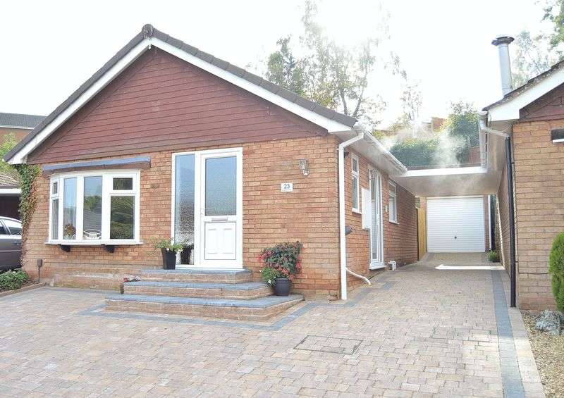 2 Bedrooms Detached Bungalow for sale in Coniston Drive, Kingswinford