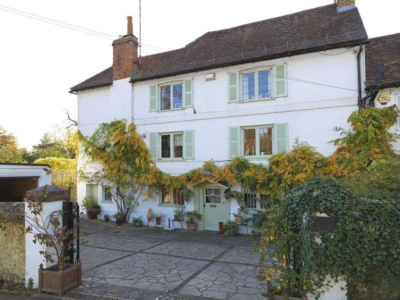 4 Bedrooms Semi Detached House for sale in Upper Street, Shere, GU5