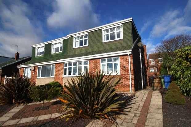 3 Bedrooms Bungalow for sale in Eastdene Way, Peterlee, Durham, SR8 5TL