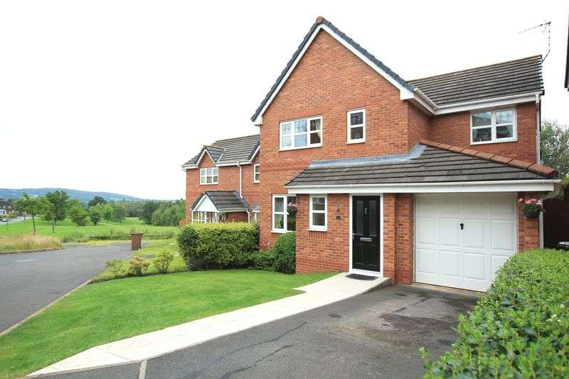 4 Bedrooms Detached House for sale in Moorland Heights, Biddulph