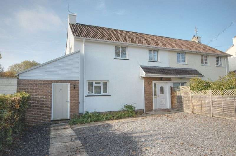 3 Bedrooms Semi Detached House for sale in 11 Hensol Villas, Hensol Road, Vale of Glamorgan, CF72 8JZ