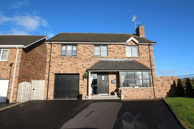 4 Bedrooms Detached House for sale in 86 Breagh Hill, Portadown