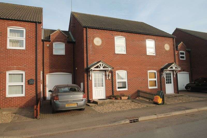 3 Bedrooms Terraced House for sale in Six House Bank, West Pinchbeck