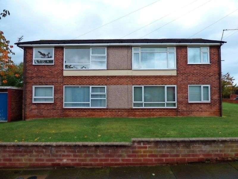 1 Bedroom Flat for sale in Lesbury Avenue, Choppington
