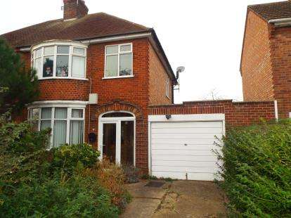 3 Bedrooms Semi Detached House for sale in Sallows Road, Peterborough, Cambridgeshire