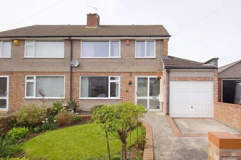 4 Bedrooms Semi Detached House for sale in 2 Wayside Close, Frampton Cotterell, Bristol BS36 2JL