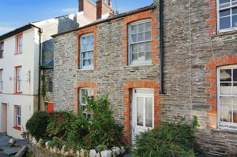 3 Bedrooms Terraced House for sale in High Street, Boscastle