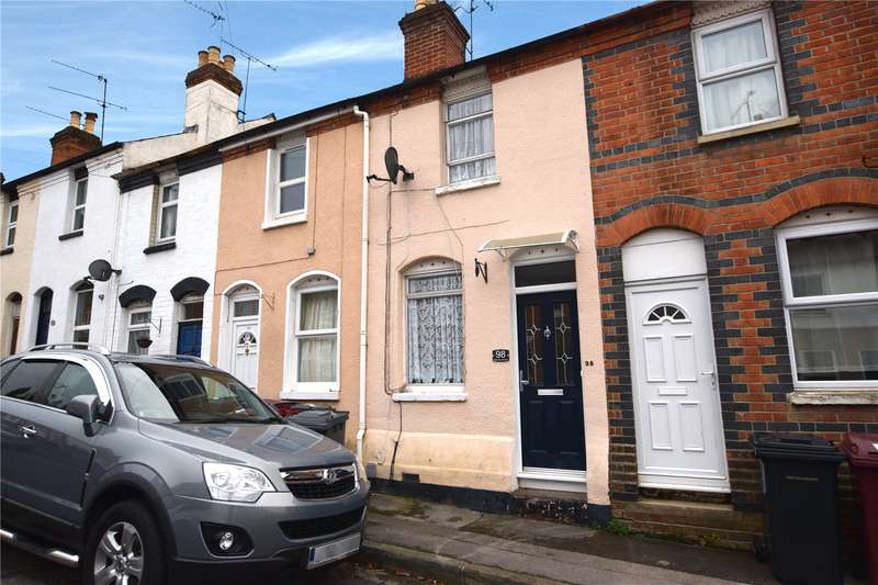 2 Bedrooms Terraced House for sale in Blenheim Gardens, Reading, Berkshire, RG1