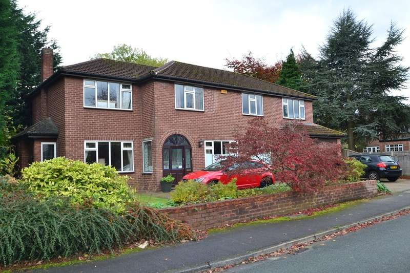 5 Bedrooms Detached House for sale in Daylesford Road, Cheadle