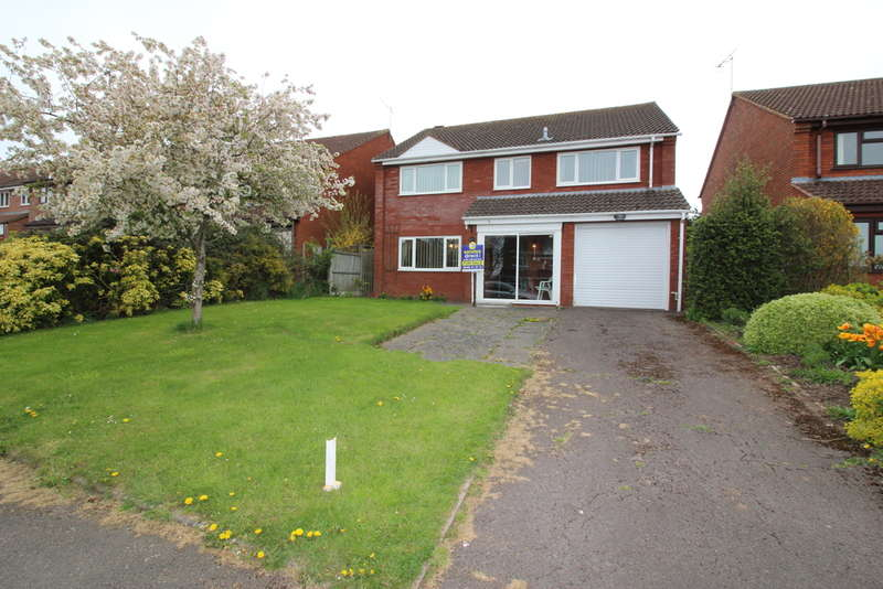 4 Bedrooms Detached House for sale in Battenhall Road, Worcester, Worcester, WR5