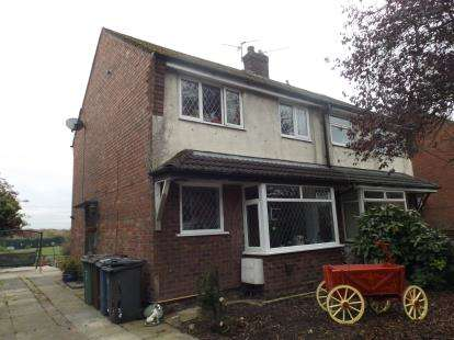 3 Bedrooms Semi Detached House for sale in Farm Lane, Prestwich, Manchester