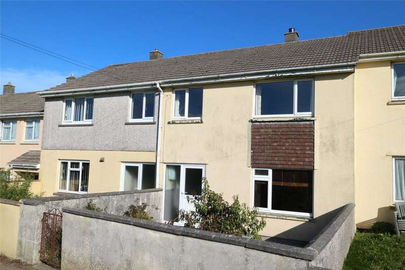 3 Bedrooms Terraced House for sale in Grenville Gardens, Troon, Camborne