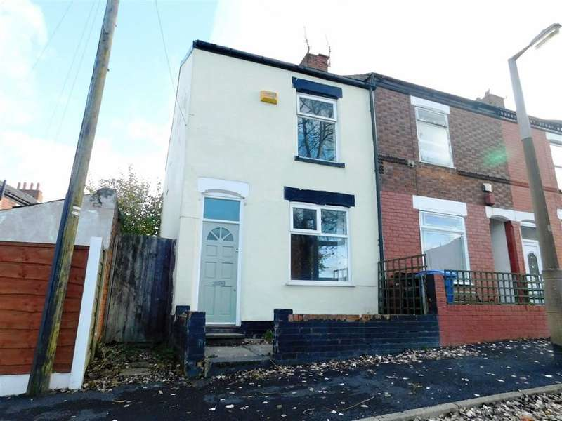 2 Bedrooms Property for sale in Bow Street, Edgeley, Stockport