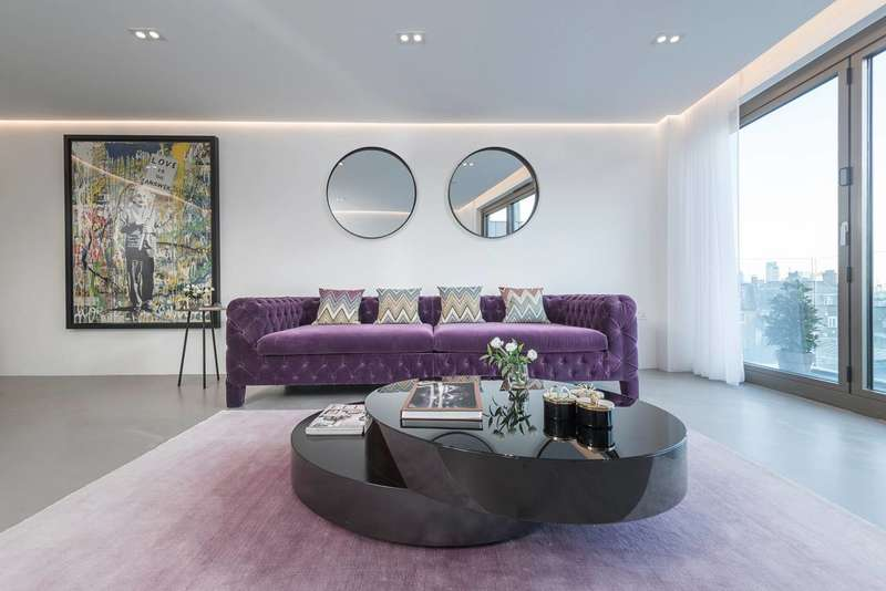 2 Bedrooms Flat for sale in De Grussa House, Islington, N1