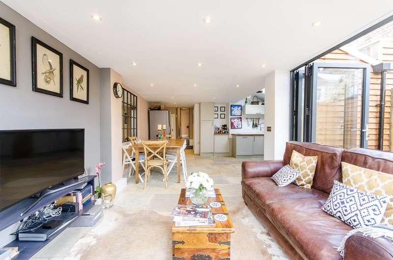 2 Bedrooms Flat for sale in Hubert Grove, Clapham North, SW9