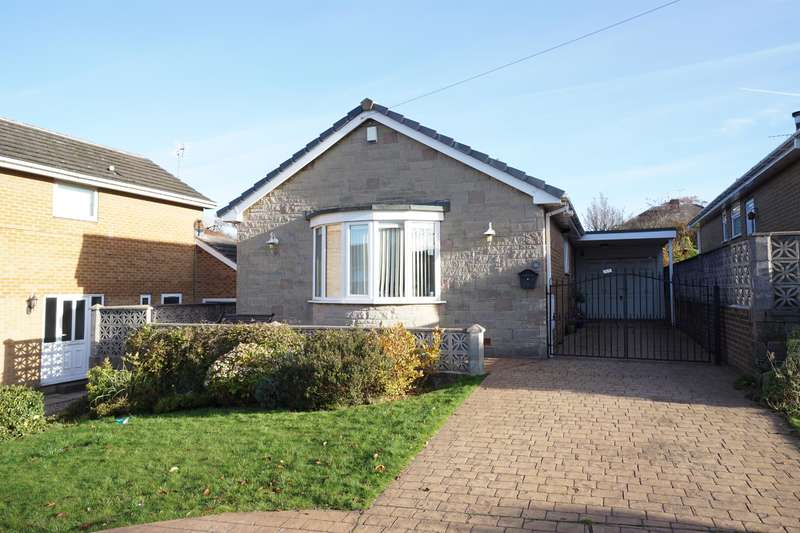 2 Bedrooms Detached House for sale in Chancet Wood View, Meadowhead, Sheffield, S8 7TS