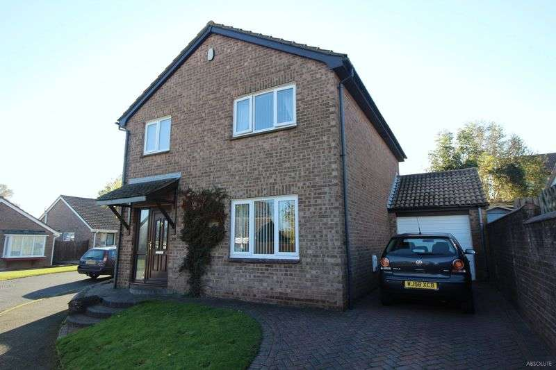 4 Bedrooms Detached House for sale in Mena Park Close, Roselands