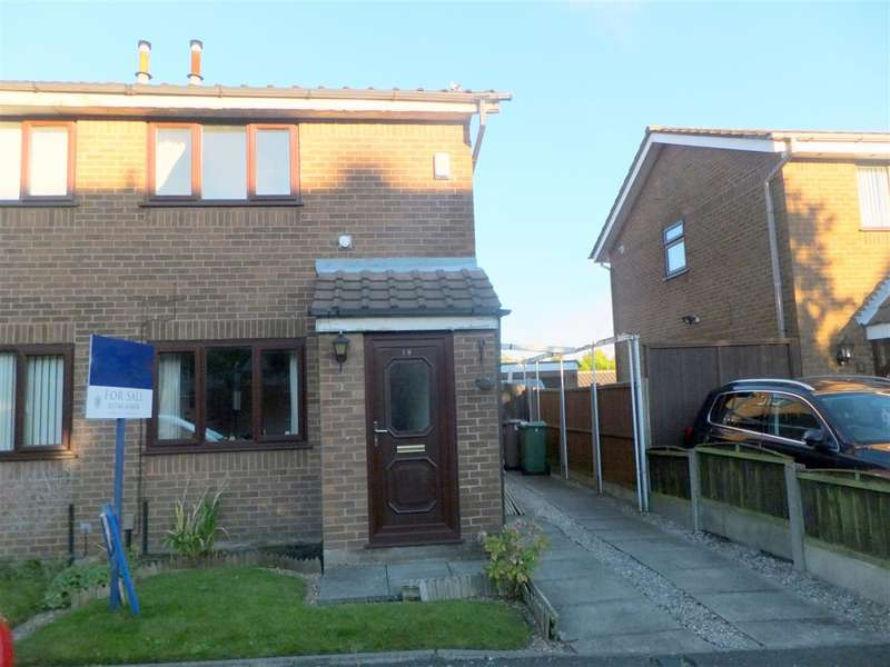 2 Bedrooms Semi Detached House for sale in Tyne Close, Nutgrove, St Helens