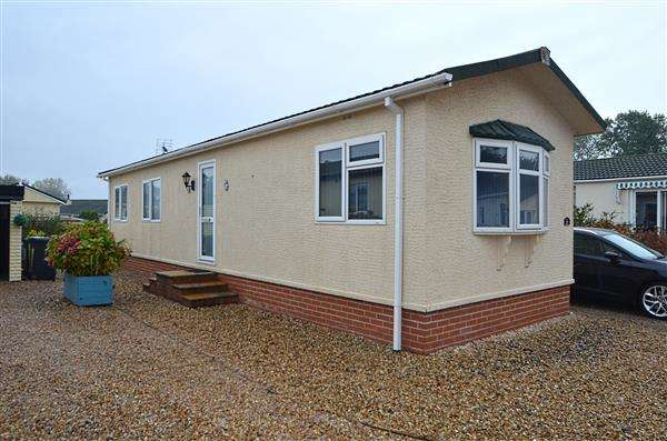 3 Bedrooms Park Home Mobile Home for sale in Beechwood Crescent, Hazelwood Park, Dawlish Warren