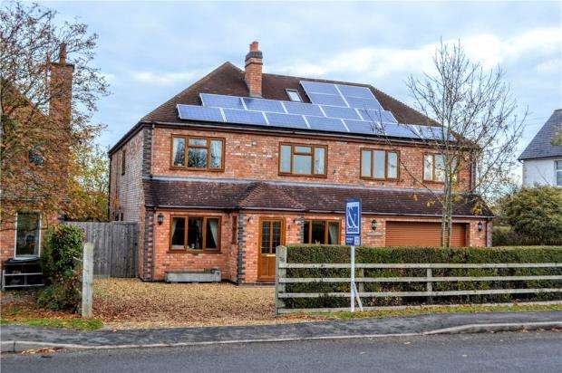 7 Bedrooms Detached House for sale in Deppers Bridge, Southam, Warwickshire