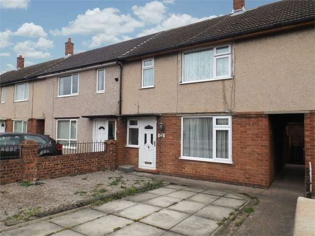 2 Bedrooms Terraced House for sale in Ffordd Y Morfa, Abergele, Conwy