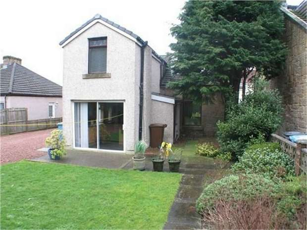 3 Bedrooms Detached House for sale in Mill Road, Airdrie, North Lanarkshire