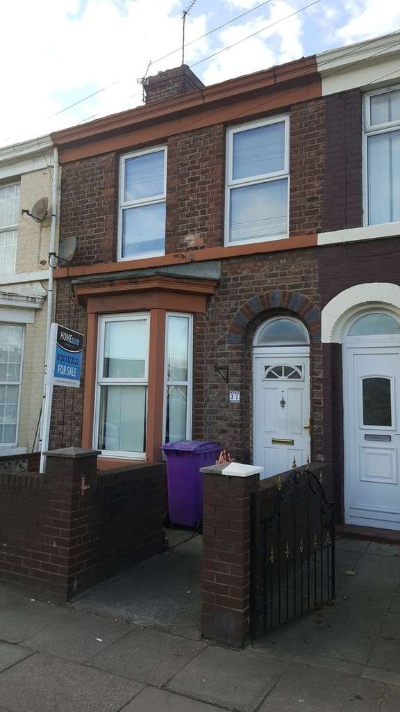 2 Bedrooms Terraced House for sale in Brewster Street, Liverpool, L4