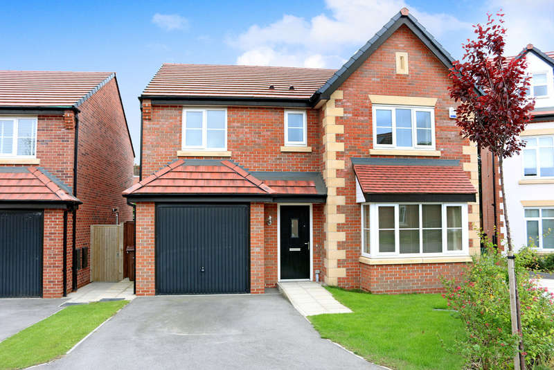 4 Bedrooms Detached House for sale in St. Thomas More Drive, Ainsdale, Southport