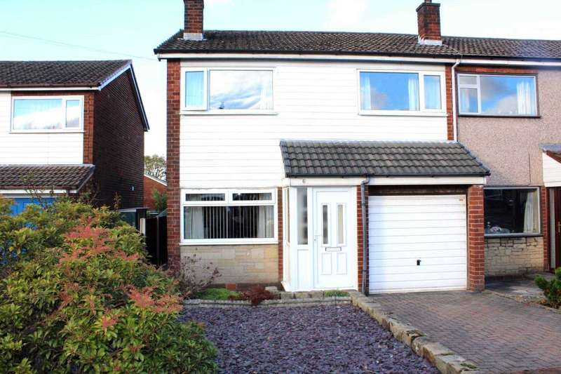 3 Bedrooms Semi Detached House for sale in Heath Close, Morris Green