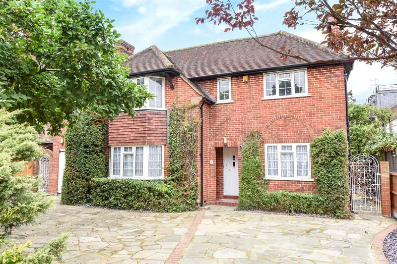 4 Bedrooms House for sale in King Edwards Road, Ruislip, Middlesex, HA4