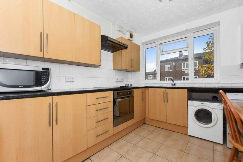 4 Bedrooms Apartment Flat for sale in Beech Avenue, Acton, W3 7LQ