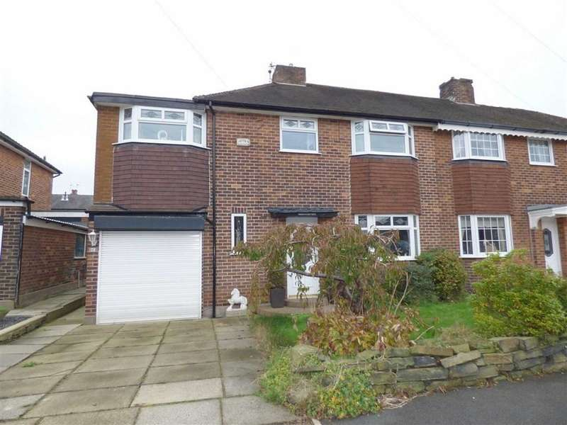 3 Bedrooms Property for sale in Ryelands Close, Rochdale, Lancashire, OL16