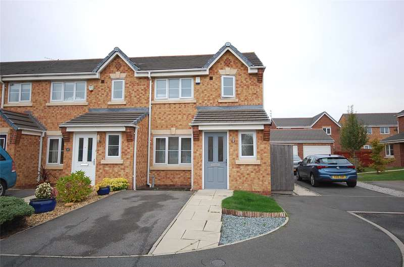 3 Bedrooms Terraced House for sale in Plymouth Close, Cressington Heath, Liverpool, L19