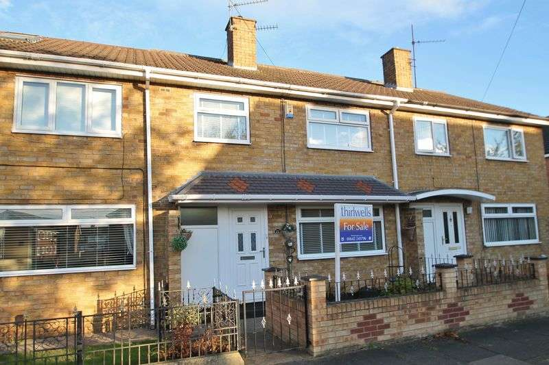 3 Bedrooms Semi Detached House for sale in Trentham Avenue, Priestfields