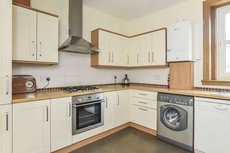 3 Bedrooms Flat for sale in 5a Mansfield Place, Musselburgh, East Lothian, EH21 7DN