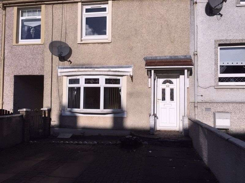 2 Bedrooms Terraced House for sale in Ballochney Street, Burnfoot, Airdrie