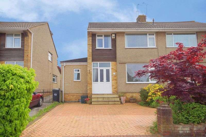 3 Bedrooms House for sale in Sunnyside, Frampton Cotterell, Bristol