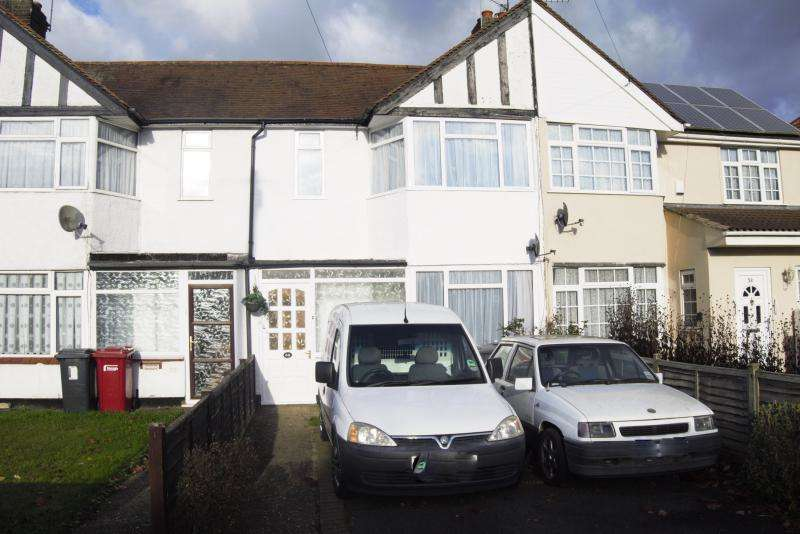 2 Bedrooms Terraced House for sale in Oatlands Drive