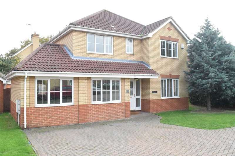 4 Bedrooms Detached House for sale in Waterson Vale, Chelmsford