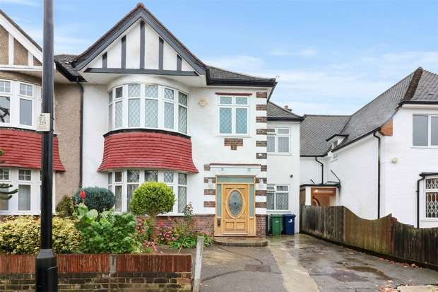 5 Bedrooms Semi Detached House for sale in Tring Avenue, Ealing