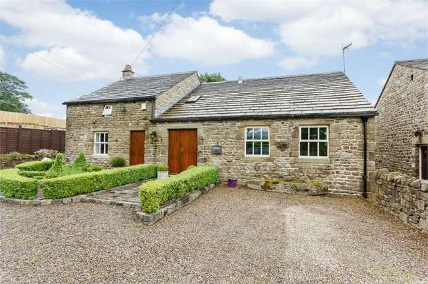 3 Bedrooms Cottage House for sale in Roughlee, Roughlee, Nelson, Lancashire