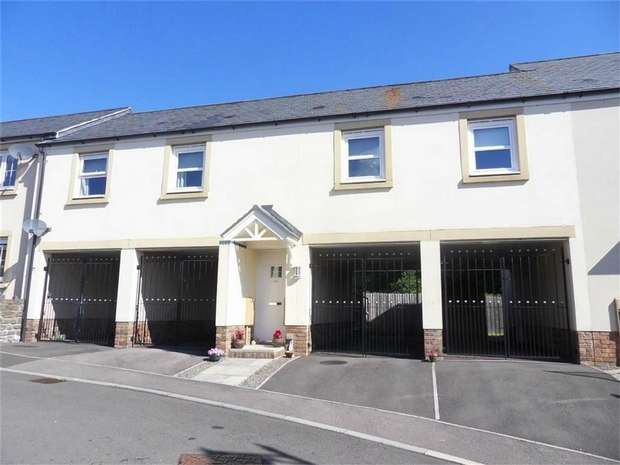 2 Bedrooms Flat for sale in Silure View, USK, Monmouthshire