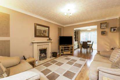 4 Bedrooms Detached House for sale in Roseberry Avenue, Cottam, Preston, Lancashire