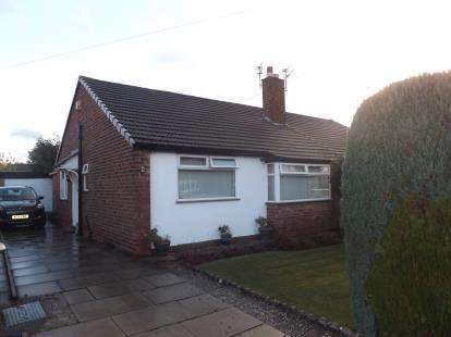 2 Bedrooms Bungalow for sale in Alderley Road, Thelwall, Warrington, Cheshire