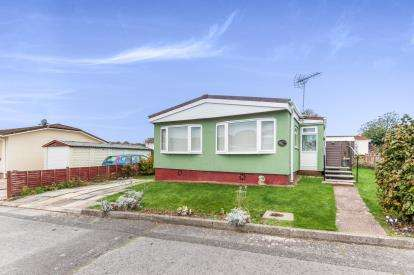 2 Bedrooms Bungalow for sale in Tedburn St. Mary, Exeter, Devon
